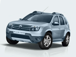 Renault Duster 2011 года